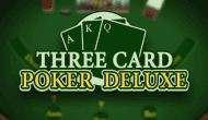 Онлайн покер Three Card Poker Deluxe